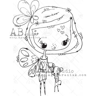 Rubber stamp ID-39